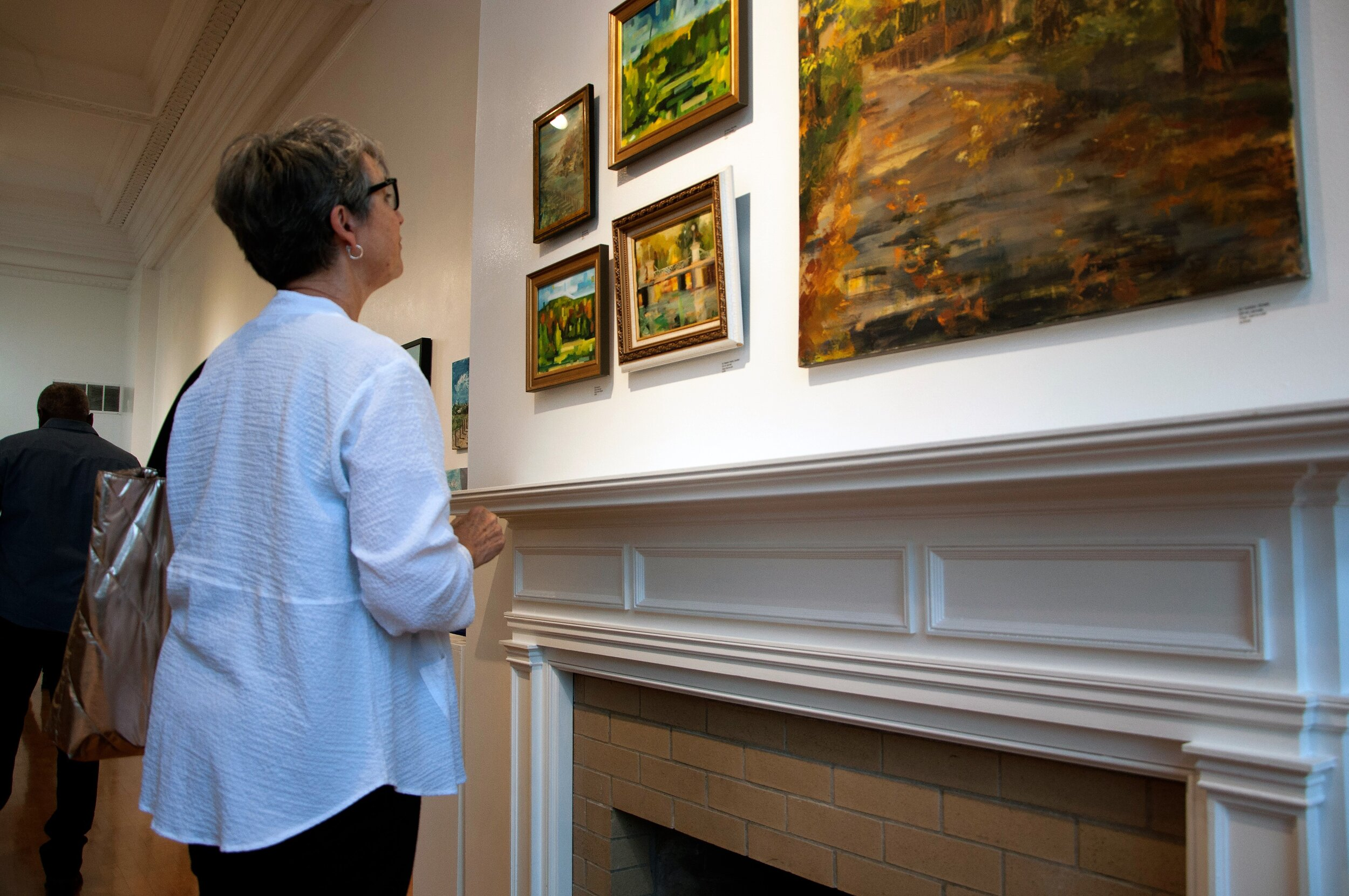 Plein Air Opening September 6, 2019. Photo credit Vacant Skye Photography.