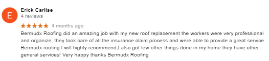 Bermudx Roofing Of Spring Texas Review 4.PNG