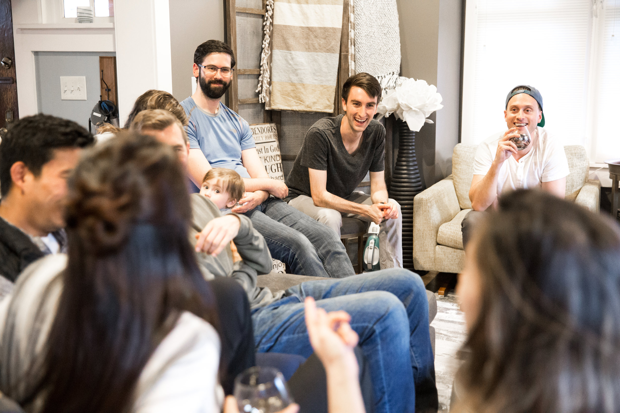 - Love is a decision, not a feeling or a state of being. We choose to love because God chose to love us.