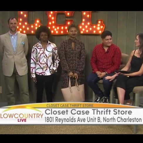 Reduce, Rethink, ReSLAY!  Did you catch us on @lowcountrylive this morning? All these outfits are under $25! 😱