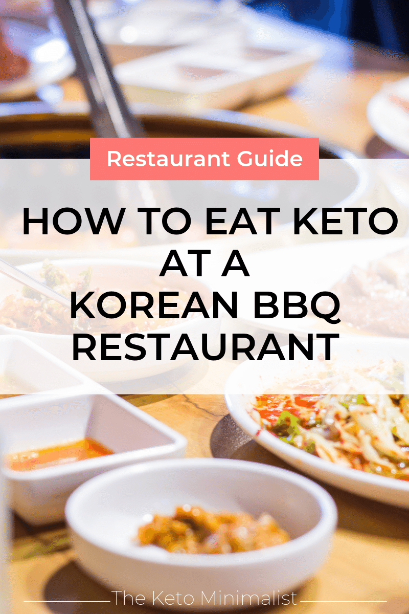 bbq at a resteraunt on keto diet