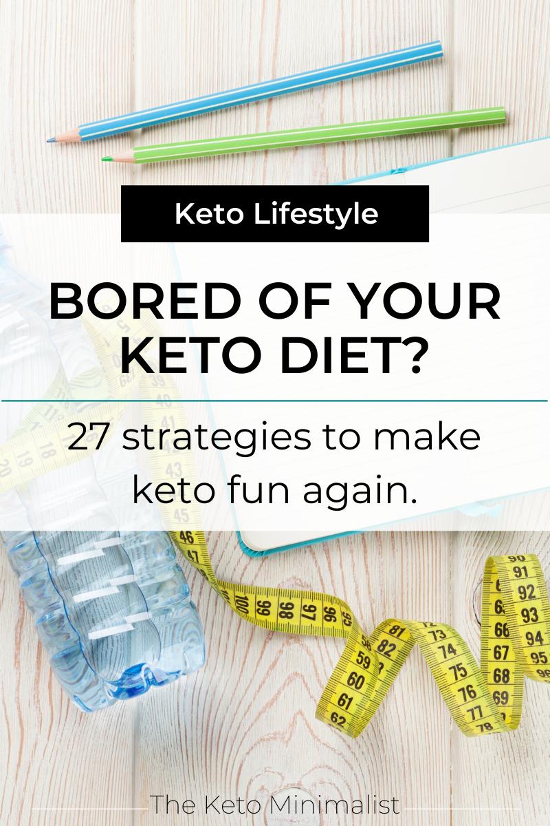 keto diet bored movements