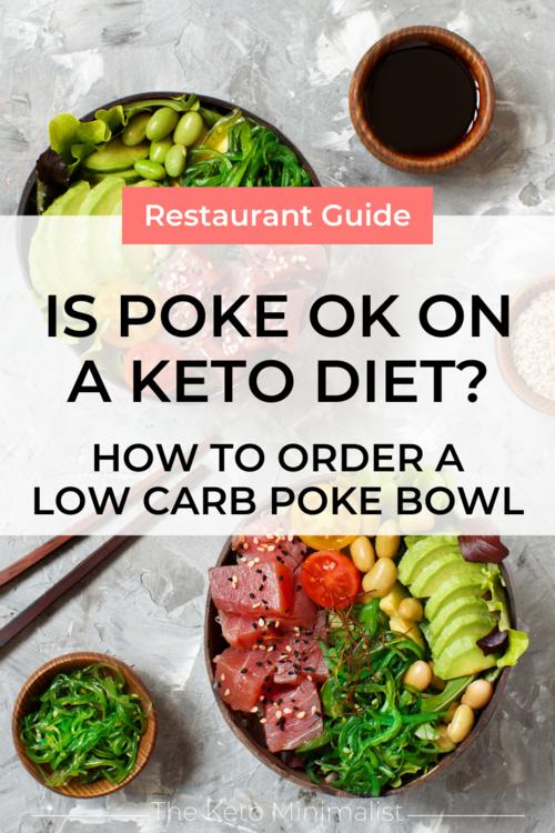 keto diet and ponzu