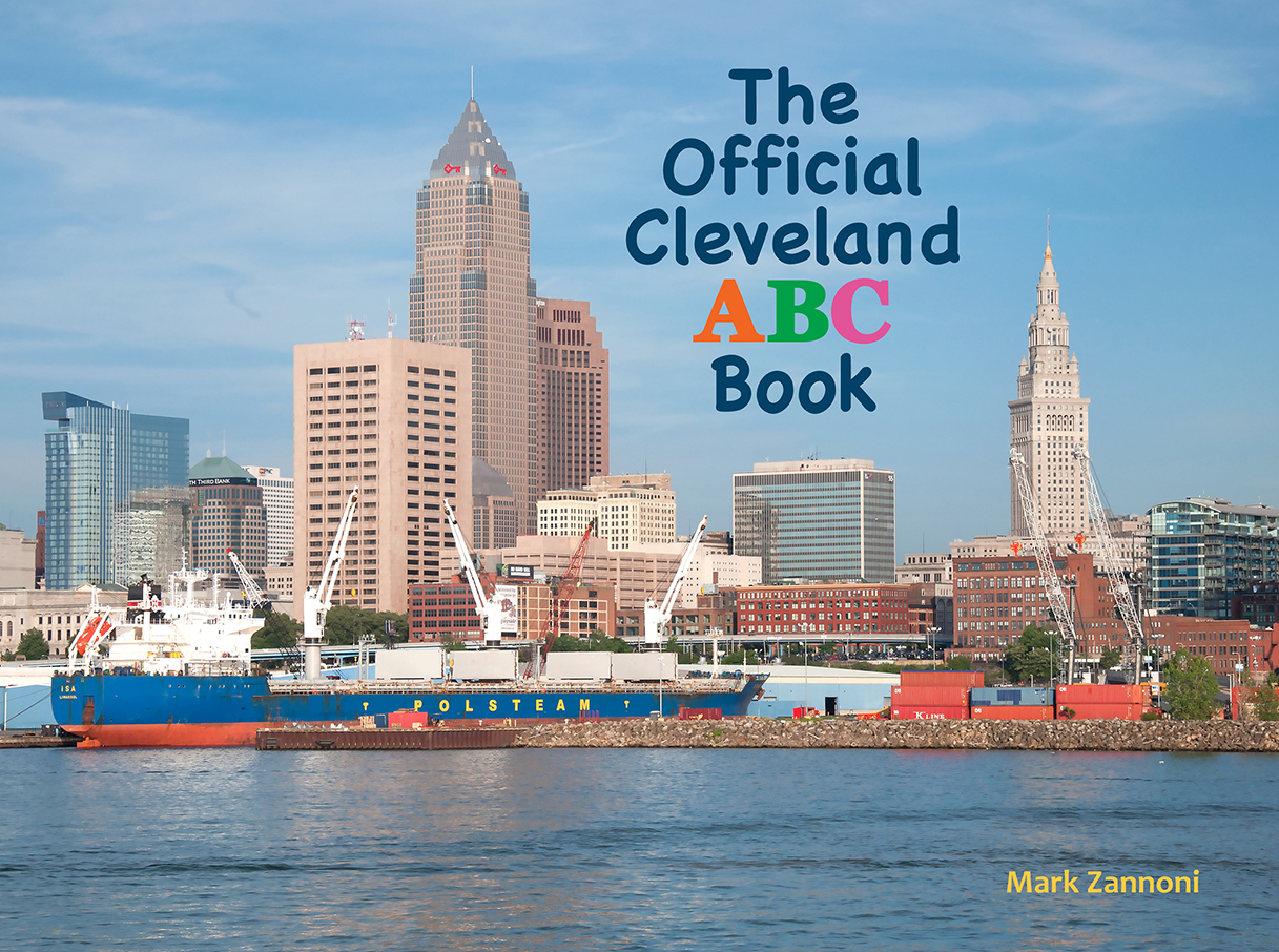 The Official Cleveland ABC Bookby Mark Zannoni -