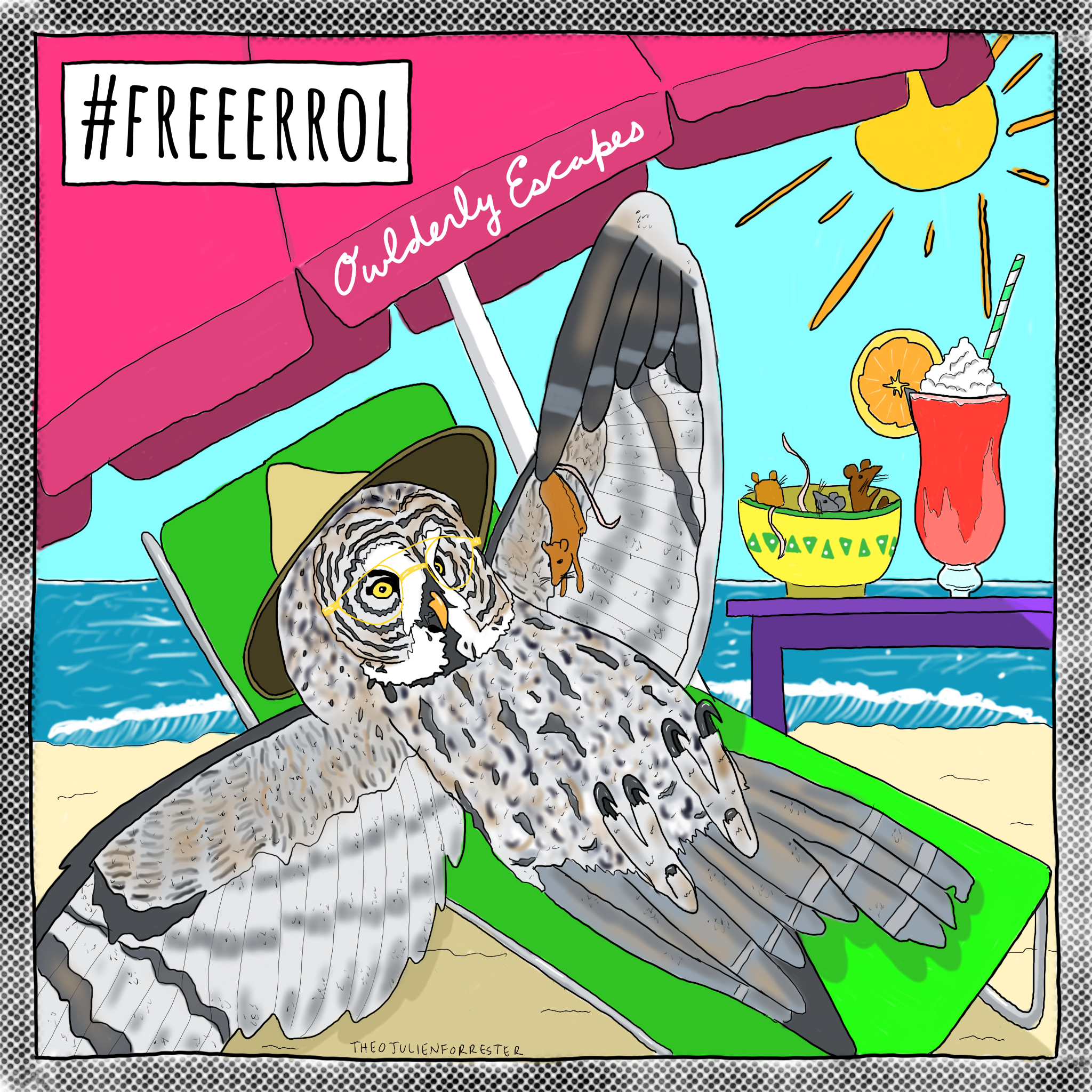 #FreeErrol: inspired by episode 15