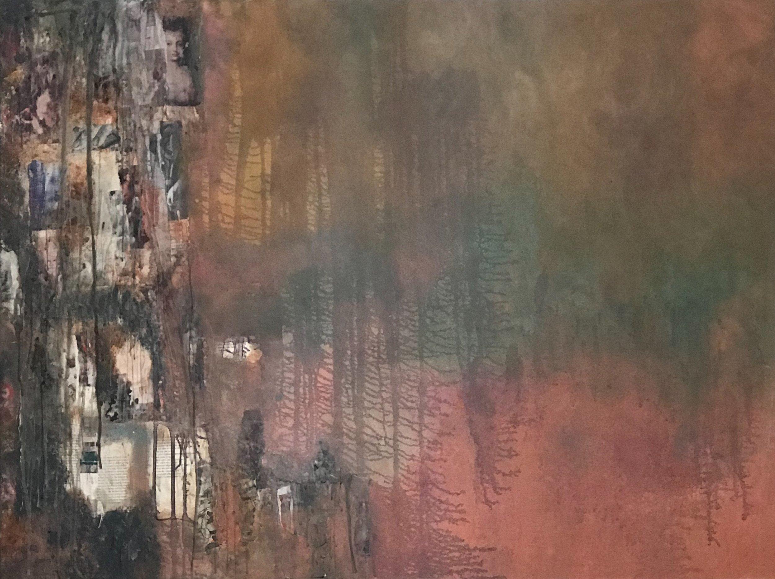 Oil on canvas: 36x48