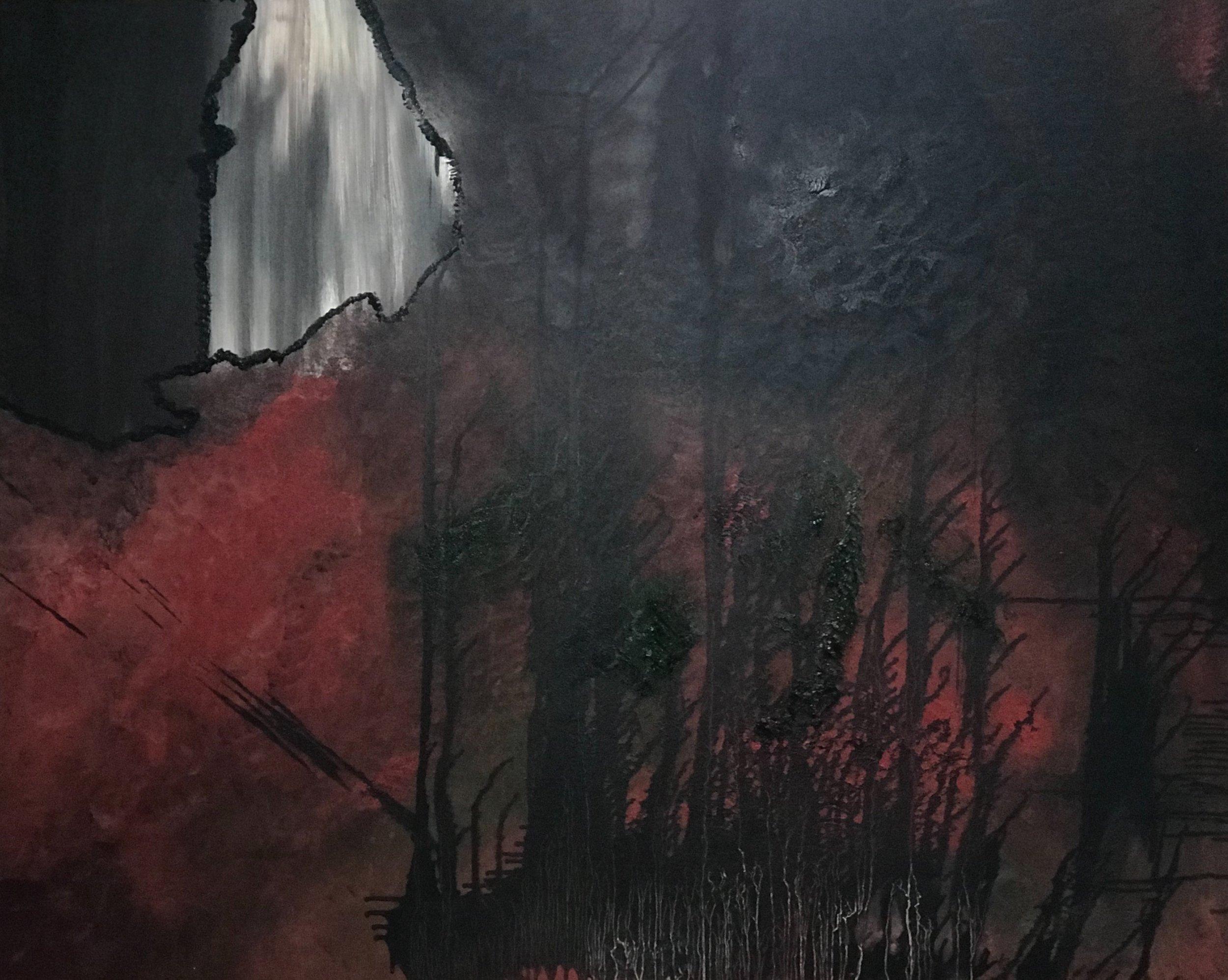 Oil on canvas: 60x72