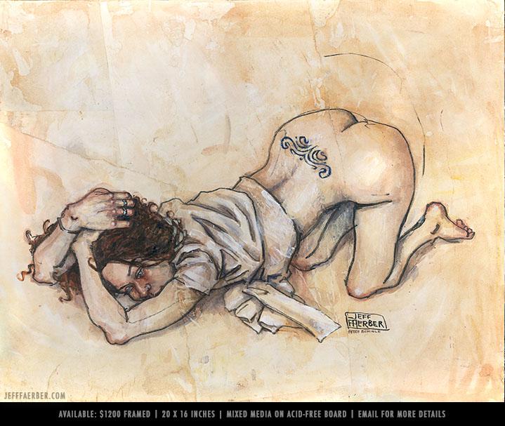 After Schiele