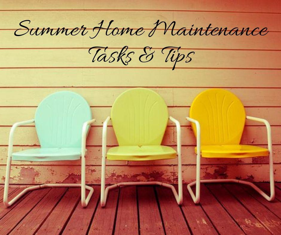 Summer Home Maintenance Tasks & Tips.jpg