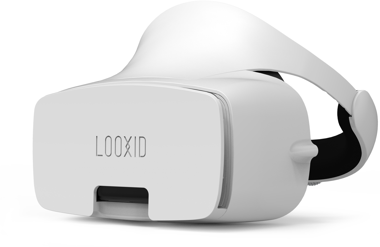 LOOXID LABS - Looxid Labs is an AI start-up aiming to integrate an emotion recognition algorithm into HMD systems through eye-tracking and brainwave signals. Our goal is to become the leading authority in HMD-user emotion recognition and analysis by developing emotion aware AI connected to the human eye and brain in VR.
