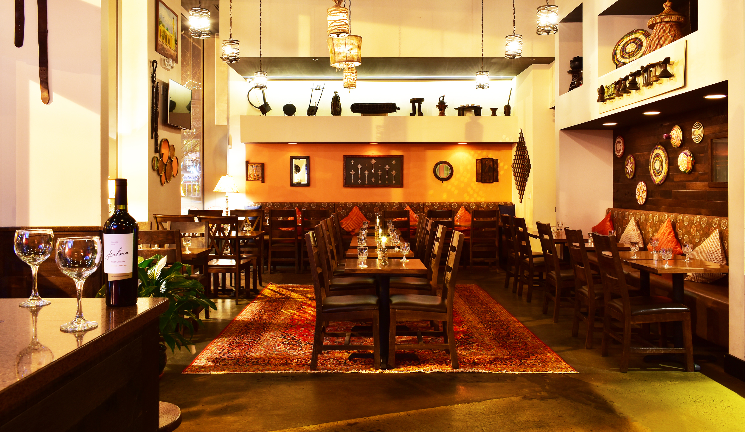 Best Ethiopian Restaurant In Dc Letena Ethiopian Cuisine