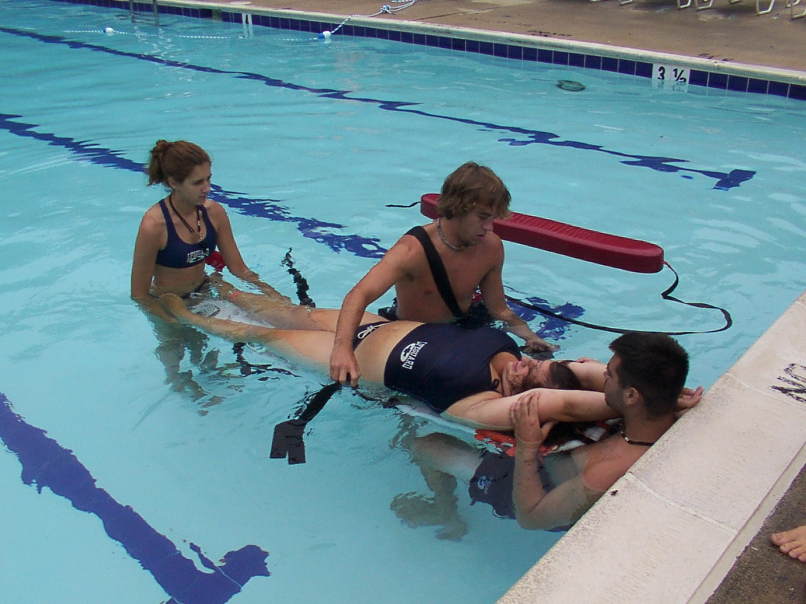 Recertification Classes - This training program is for individuals who hold a current lifeguard training certification, but need to be recertified.