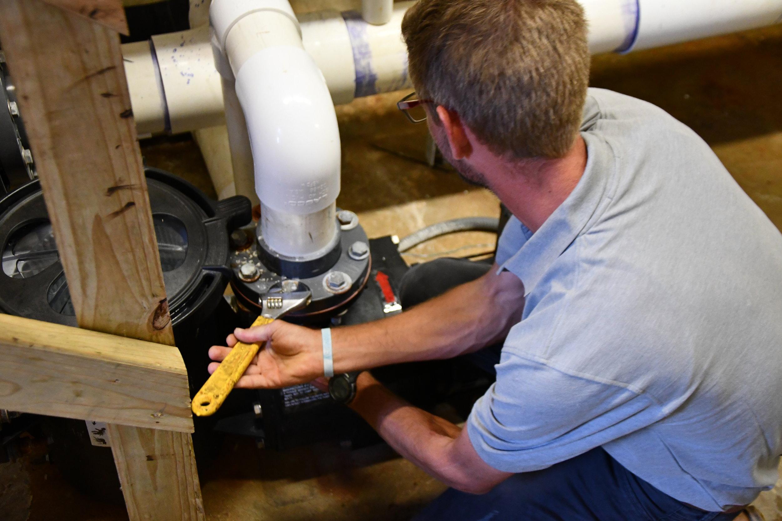 Repair and Renovation -