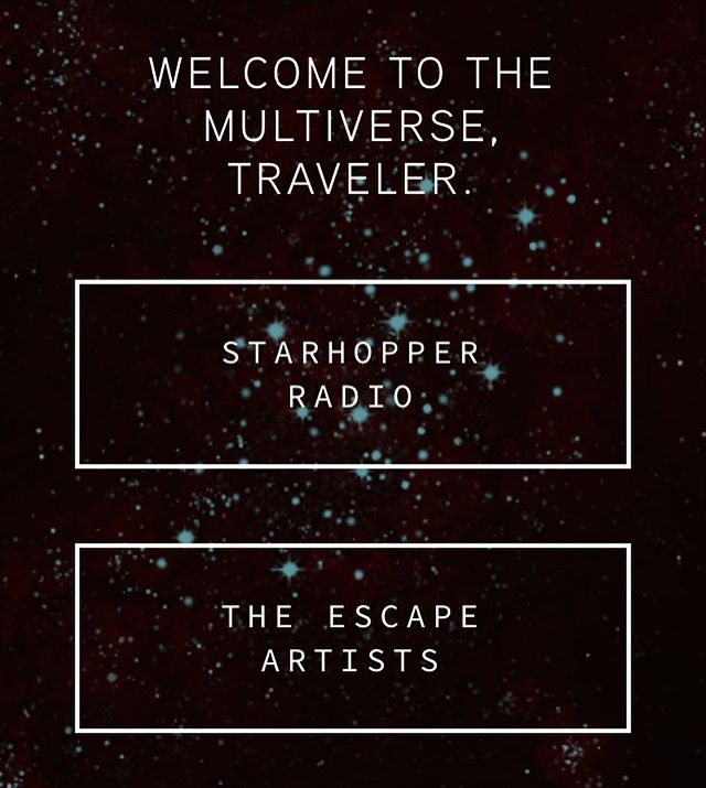 OUR WEBSITE v1.0 IS LIVE! The Escape Artists' home base, Farsight Media, is up and running under the temporary Squarespace domain in our bio! There you can find links to our other social media pages, our brand-new Discord server, and the WorldAnvil page for #Aedrynn! #theescapeartistscast #deathandallhisfriendsdnd