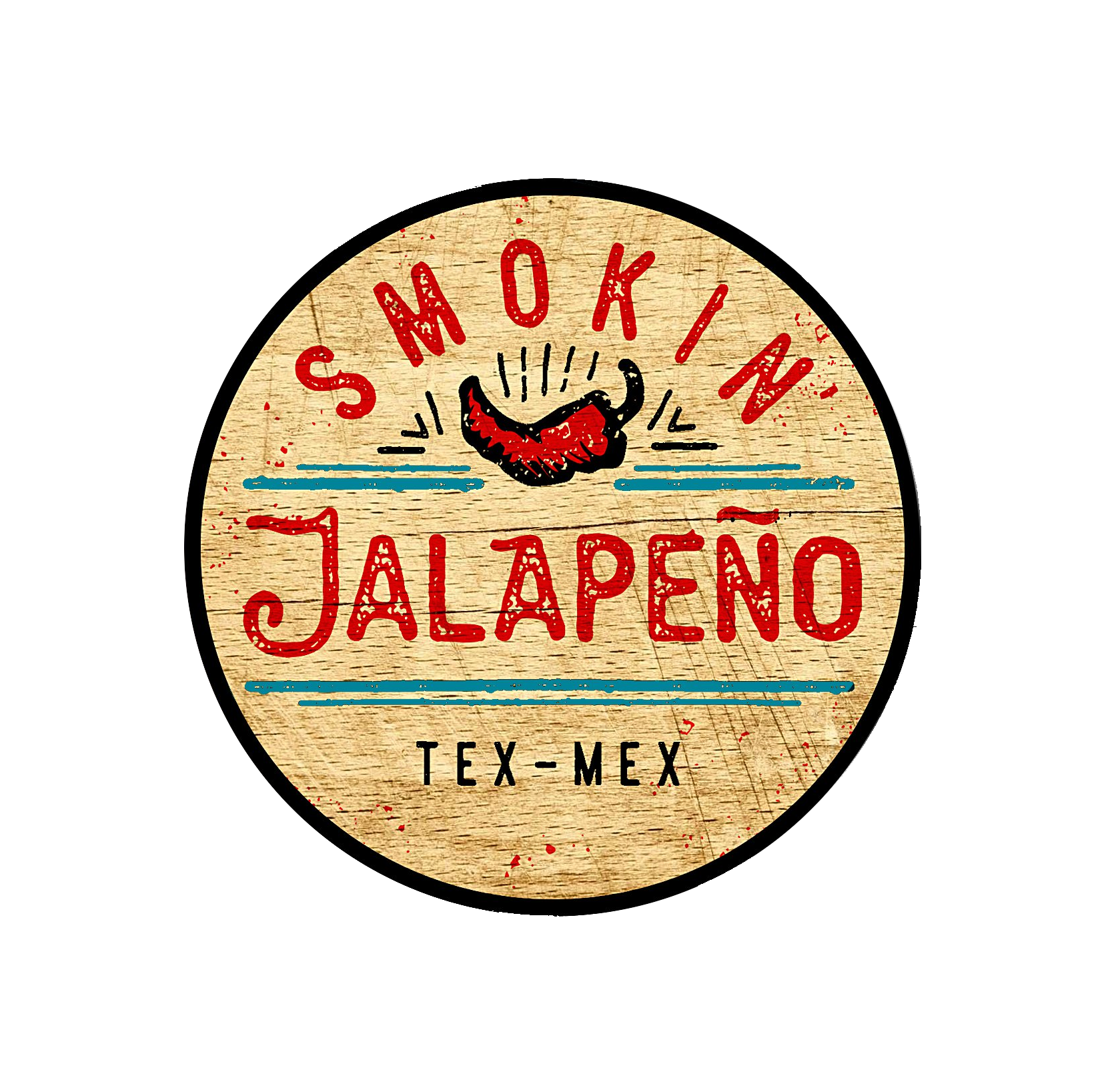 Smoking J with woodgrain background with blue proof D4-2 transparent background smaller.png