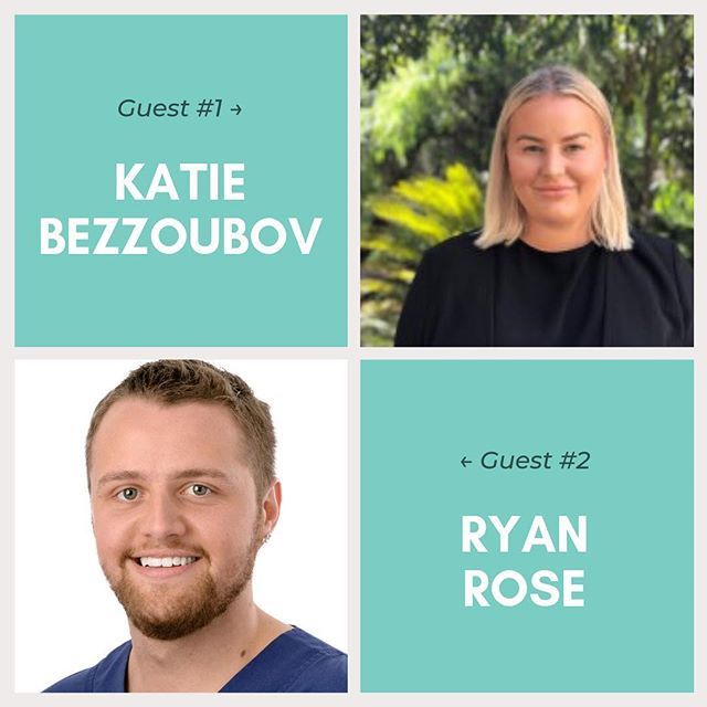 We are very pleased to introduce you all to our first two guests for the Student Networking Workshop: Katie Bezzoubov and Ryan Rose! ⠀⠀⠀⠀⠀ Can you guess what they do? Here's some hints 😉  Katie: 👵🔨👮‍♀️ Ryan: 🕵️‍♂️👮‍♂️ & 👶
