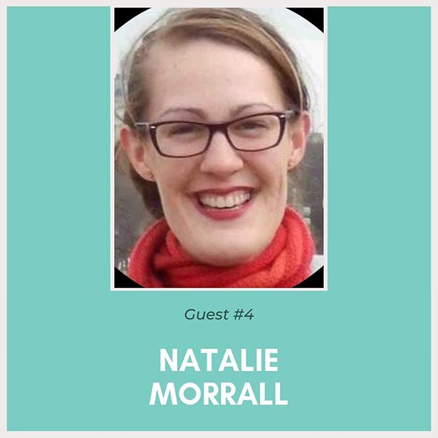 Introducing our fourth guest for the Student Networking Workshop: Natalie Morrall! ⠀⠀⠀⠀⠀ Can you guess what she does? Here's some hints: 📃👩‍🎓🌏