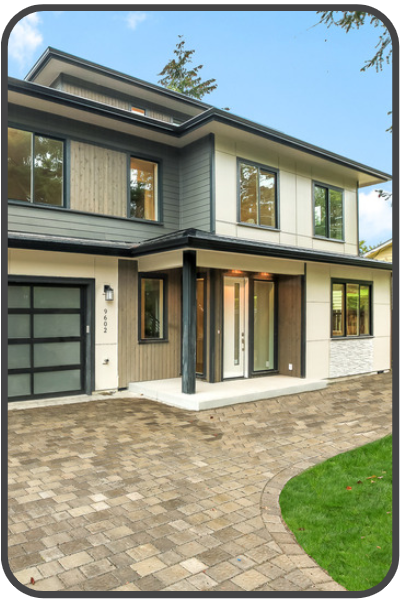 CUSTOM HOME BUILDING - LJM Home has over a decade of experience building custom homes in the Puget Sound