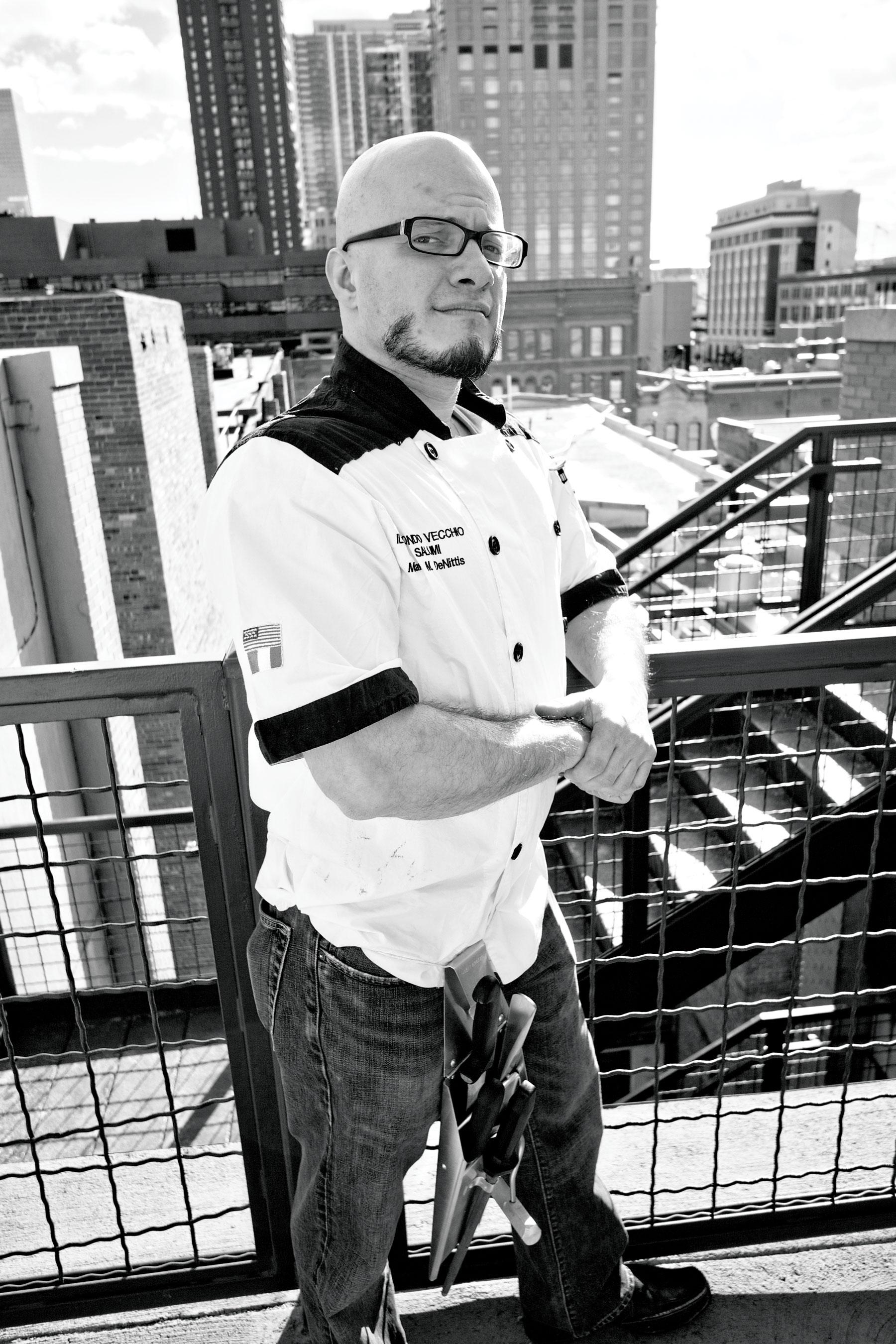 Mark M. DeNittis