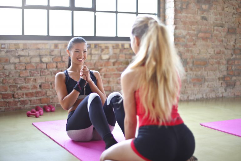 5 Tips to feel more confident in your gym gear -
