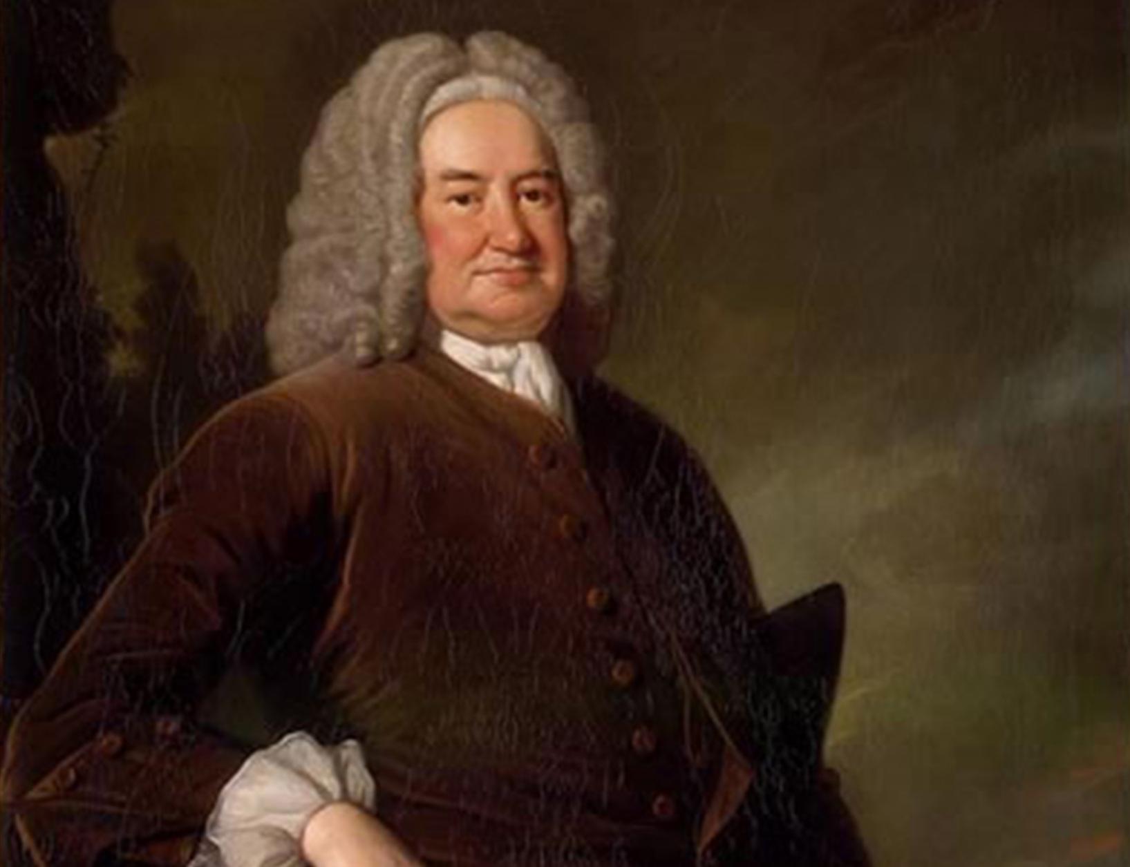 Sir John Norris, kallad Foul Weather Jack eftersom hans fartyg ofta hamnade i dåligt väder, ledde den brittiska Östersjöflotta som först slogs med danskarna mot svenska flottan och sedan med den svenska flottan mot Ryssland. Porträtt av George Knapton, cirka 1735.