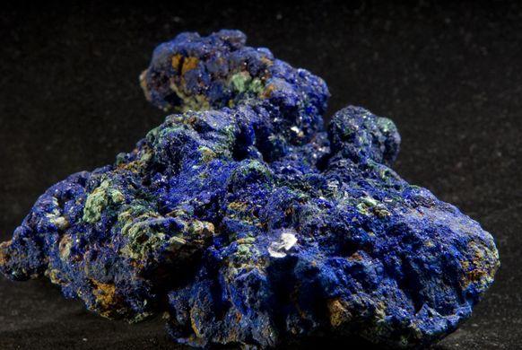 Azurite ( a Copper Carbonate)