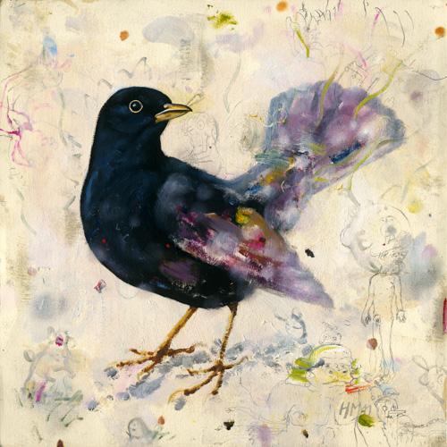 Blackbird  by  Heiko Müller