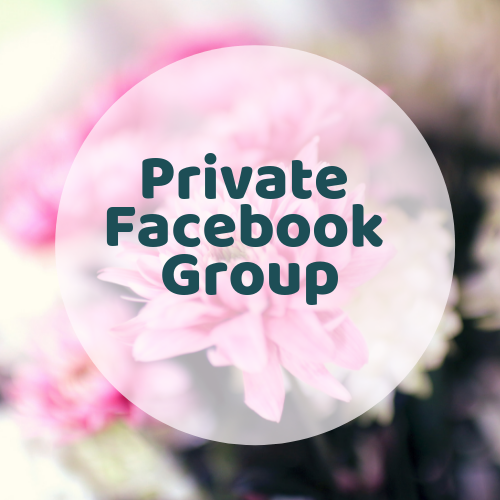 Join a private Facebook group to connect with mediums around the world. Post questions and watch for live feeds by Kay.