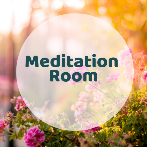 We all need to learn to quiet the mind to do this work. Meditations are provided for you.