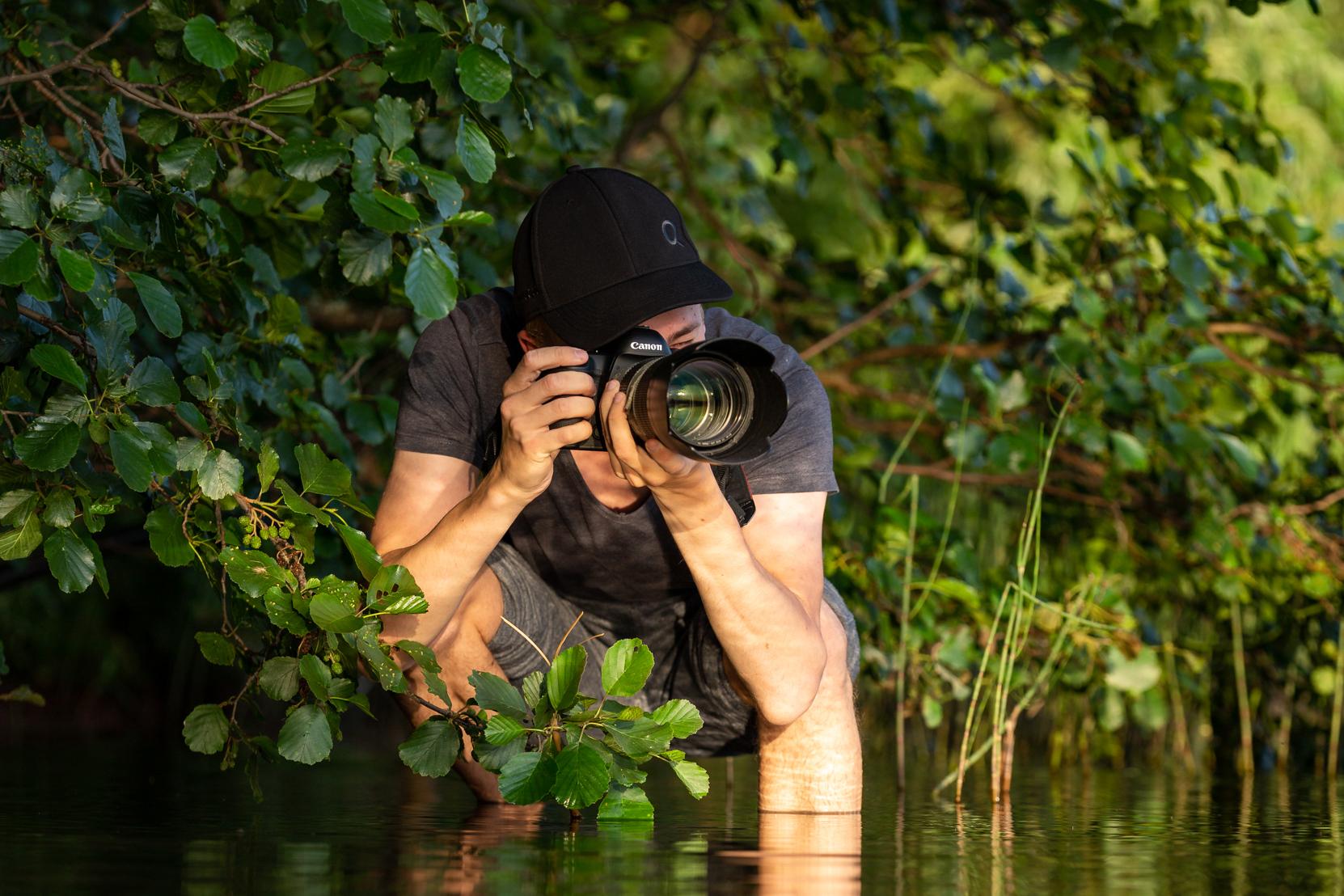 Luontokuvauksen alkeet (TULOSSA) - The basics of nature photography -course hosted in Finnish.