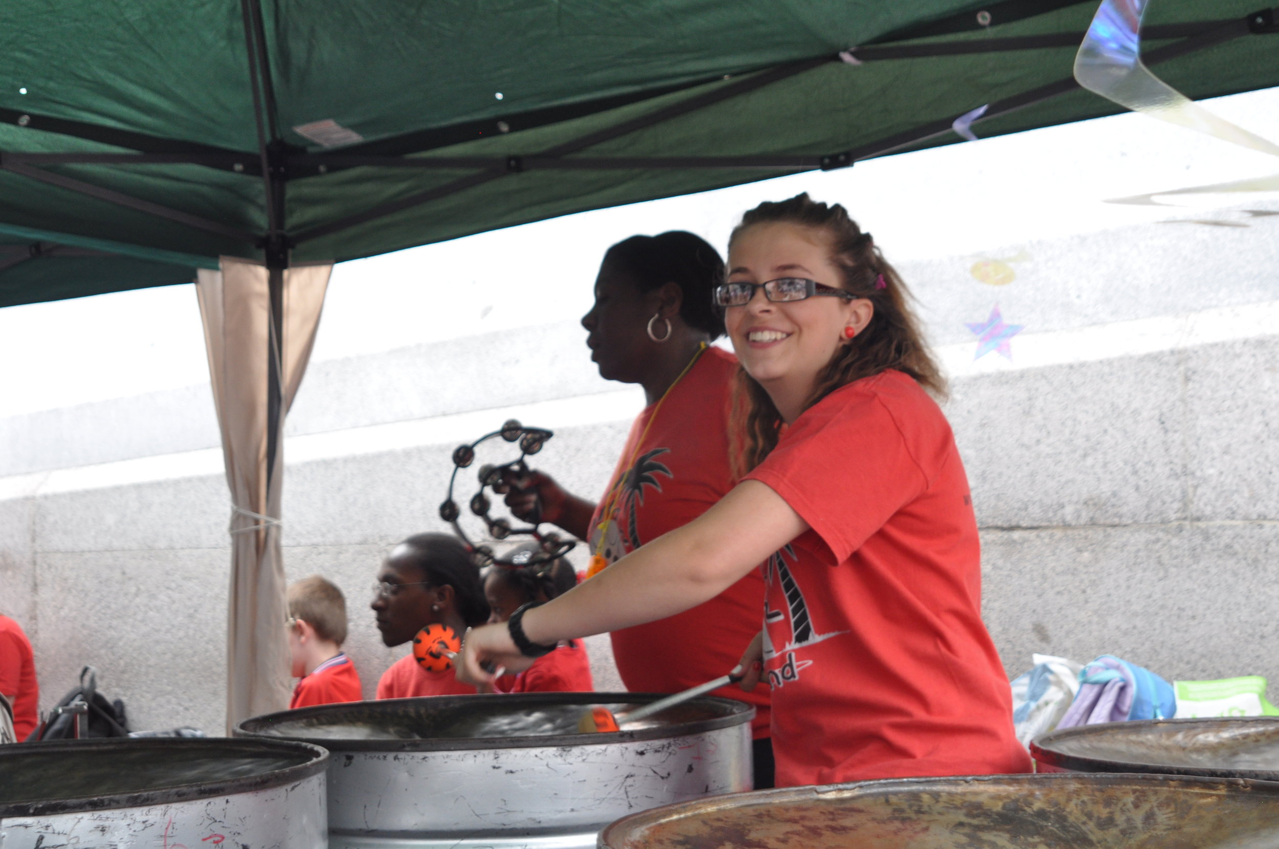 Harlow Steel Orchestra