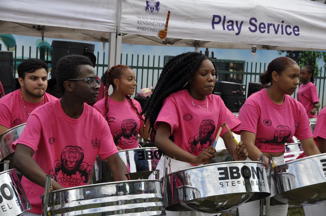 Ebony Youth Steel Band