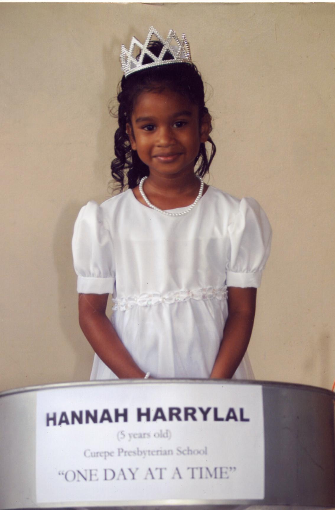 Hannah Harrylal