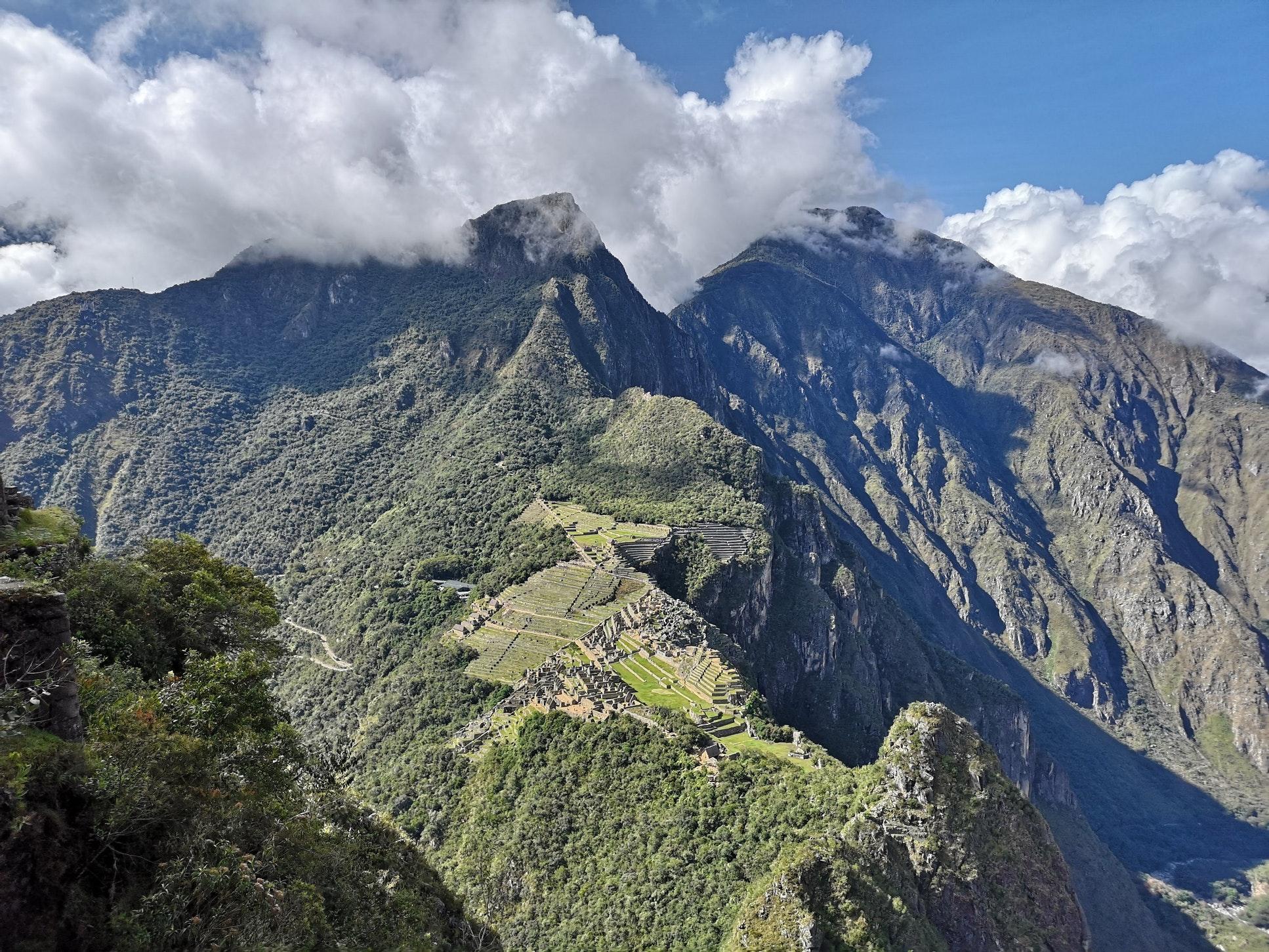 A SHAMANIC TOUR - - PERU -