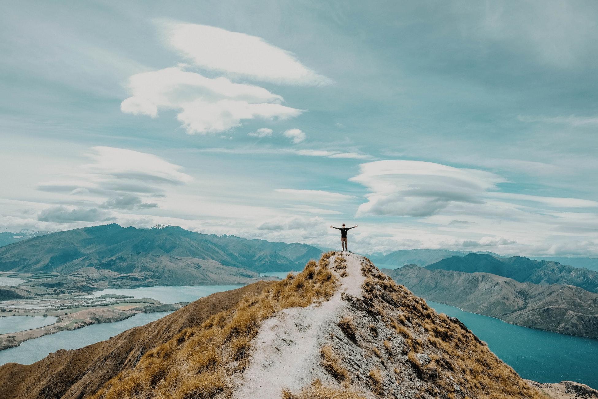 WILD MAN JOURNEY - - NEW ZEALAND -