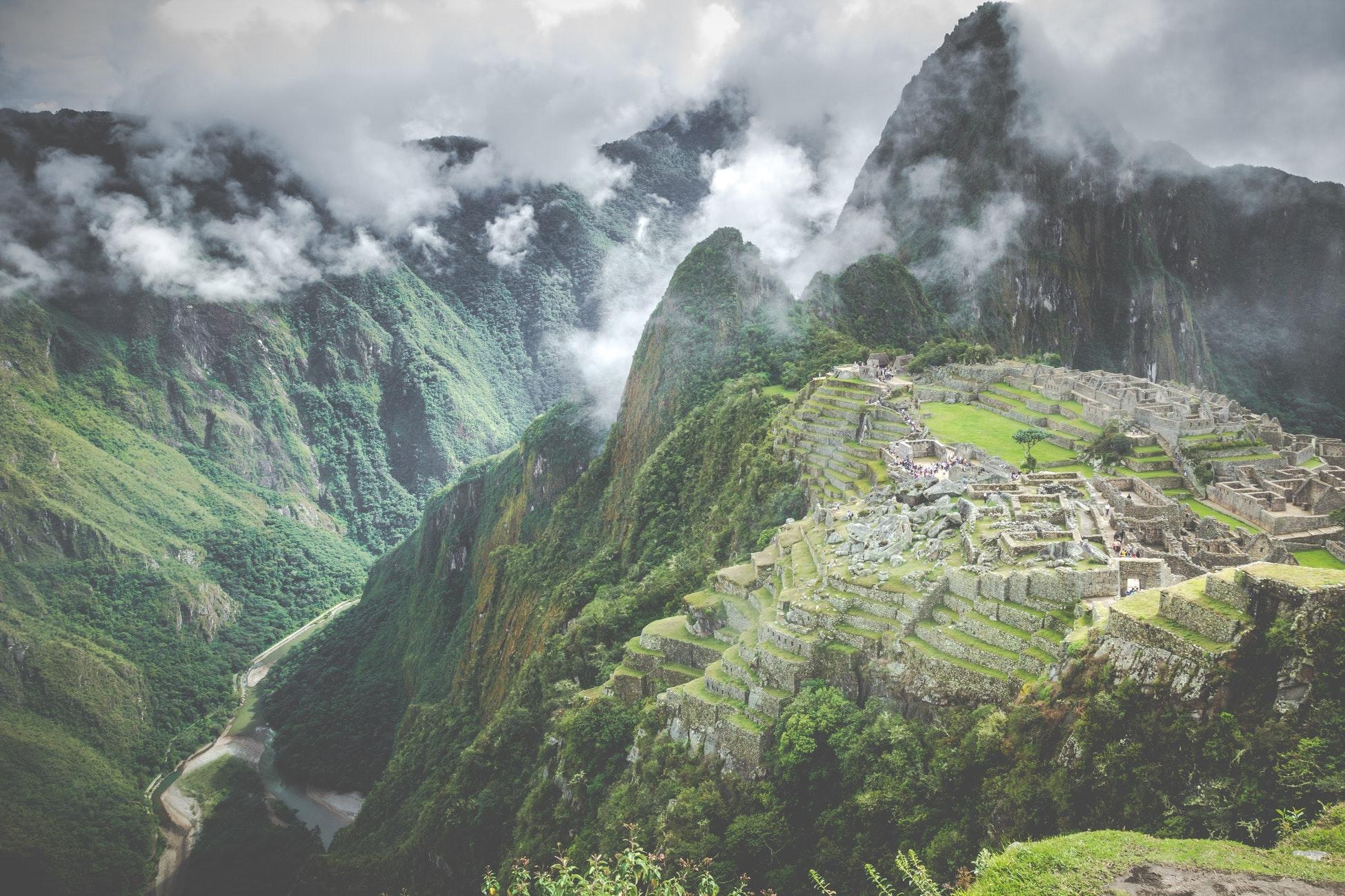 NOVEMBER PILGRIMAGE - - PERU -