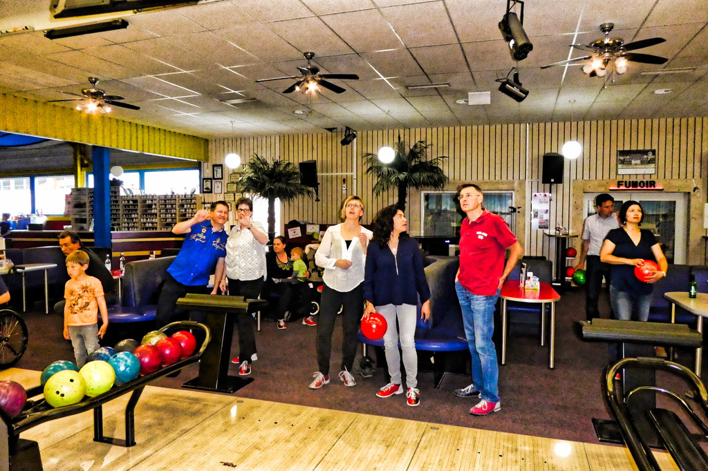 Bowlingabend 2017 -