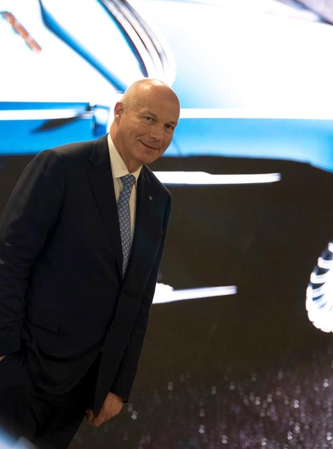 Vincent Yserbyt CEO Mercedes Ghistelinck -