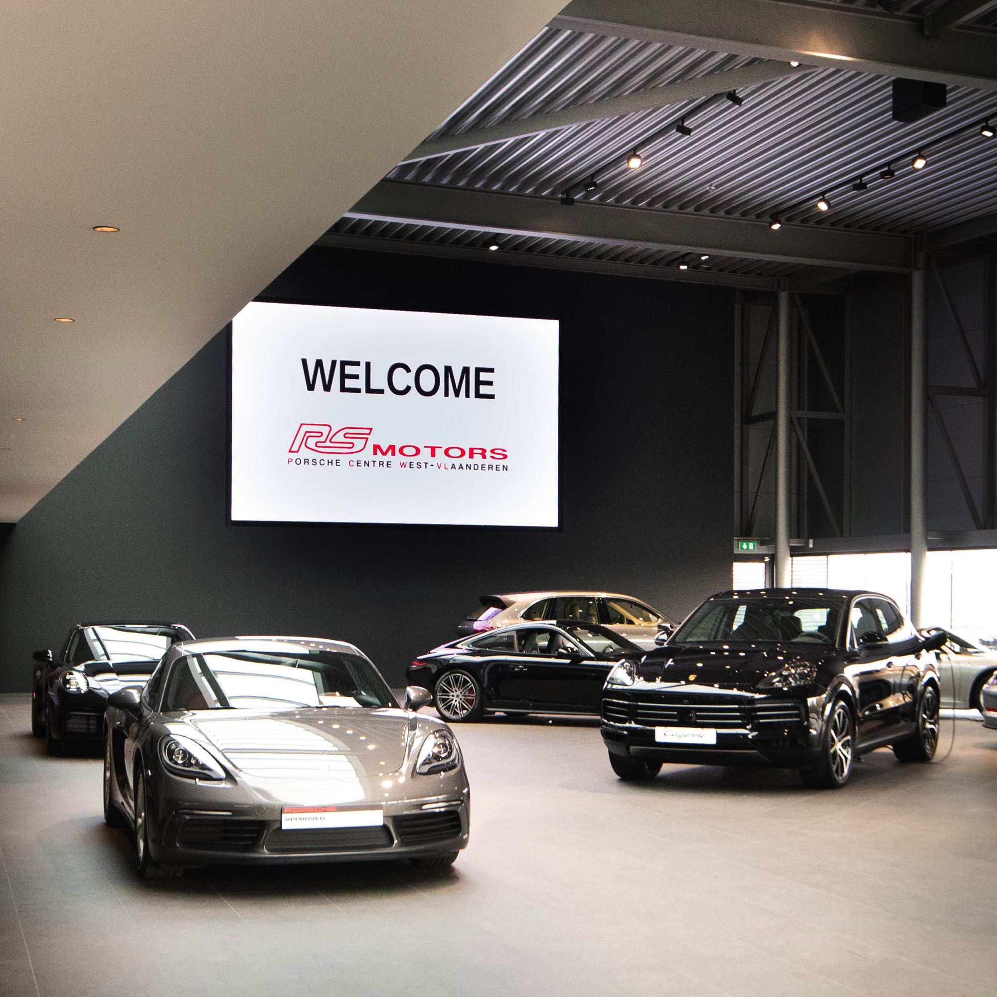 Porsche RS Motors