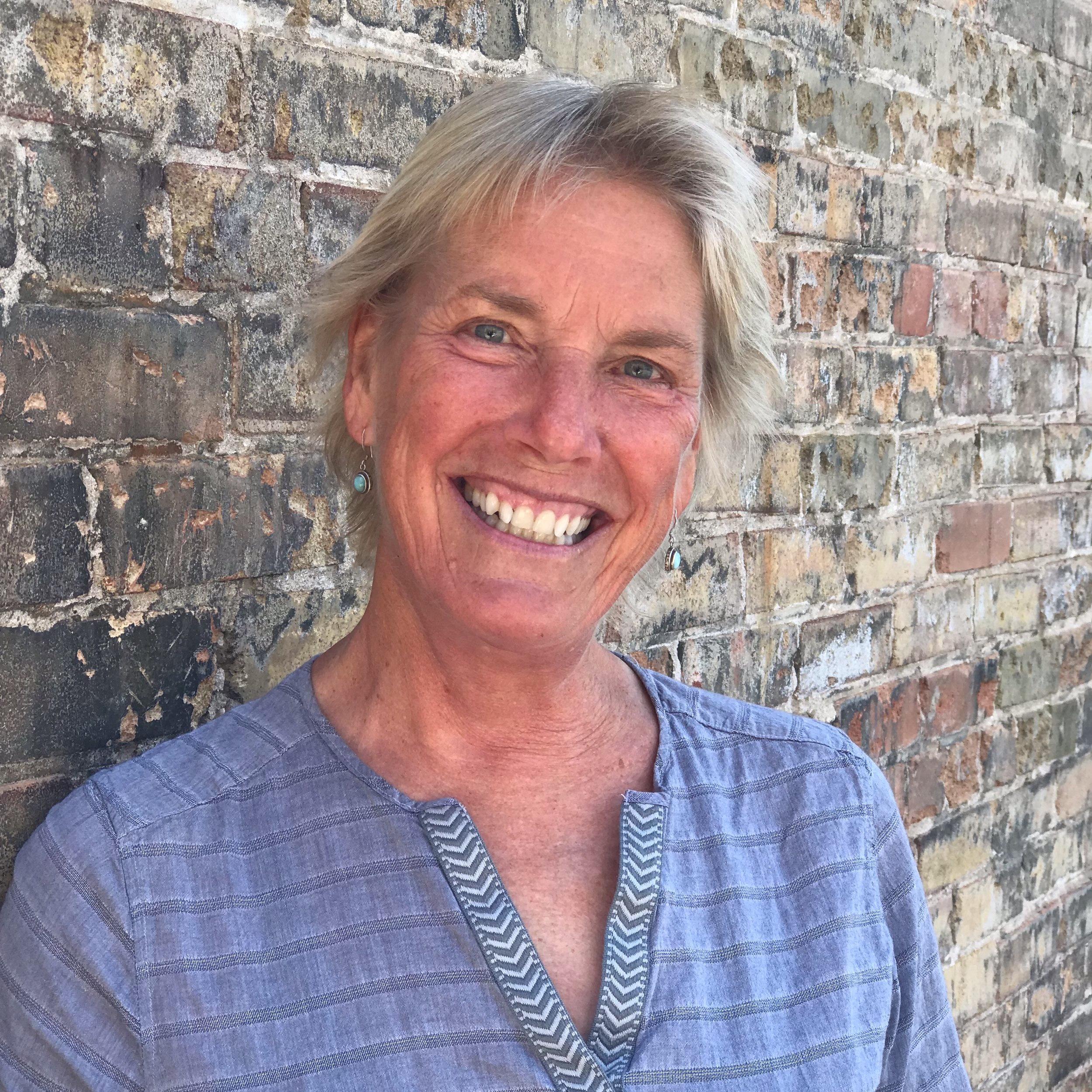Jeanne Evenden - Board Member