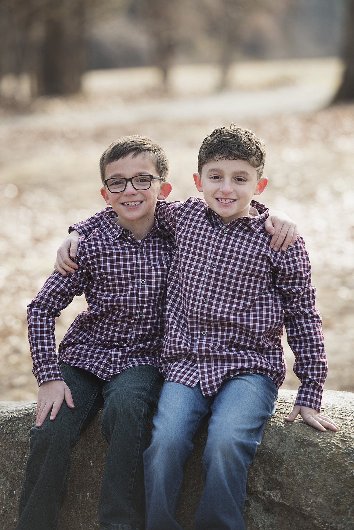 twin brothers, borderland state park