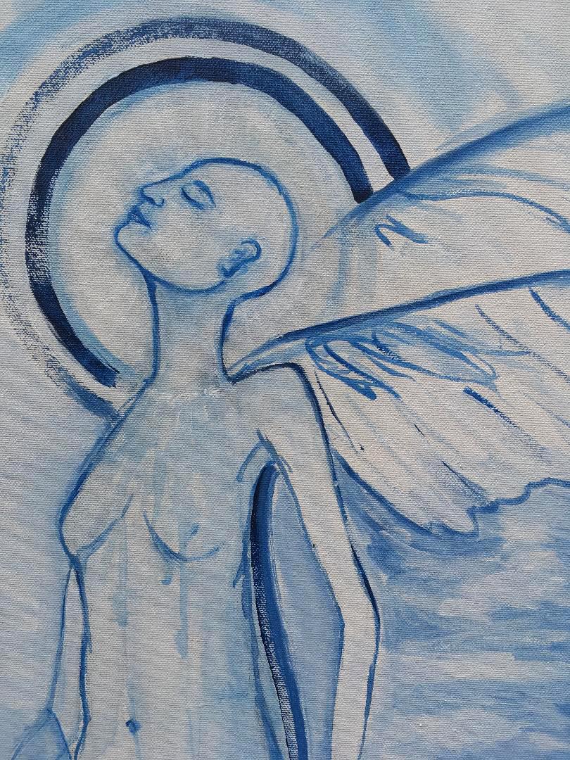 Blue Angel: Detail