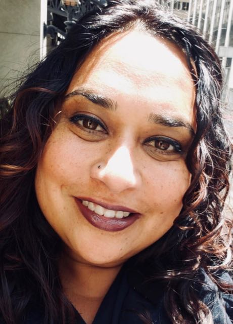 "Rajasvini Bhansali - ""She is a Ghazal in search of her reframe."" Excerpt From Rajasvini's Poem, The Story of Flat Feet (Published in Experiments in a Jazz Aesthetic). Listen to her read it in this Episode."