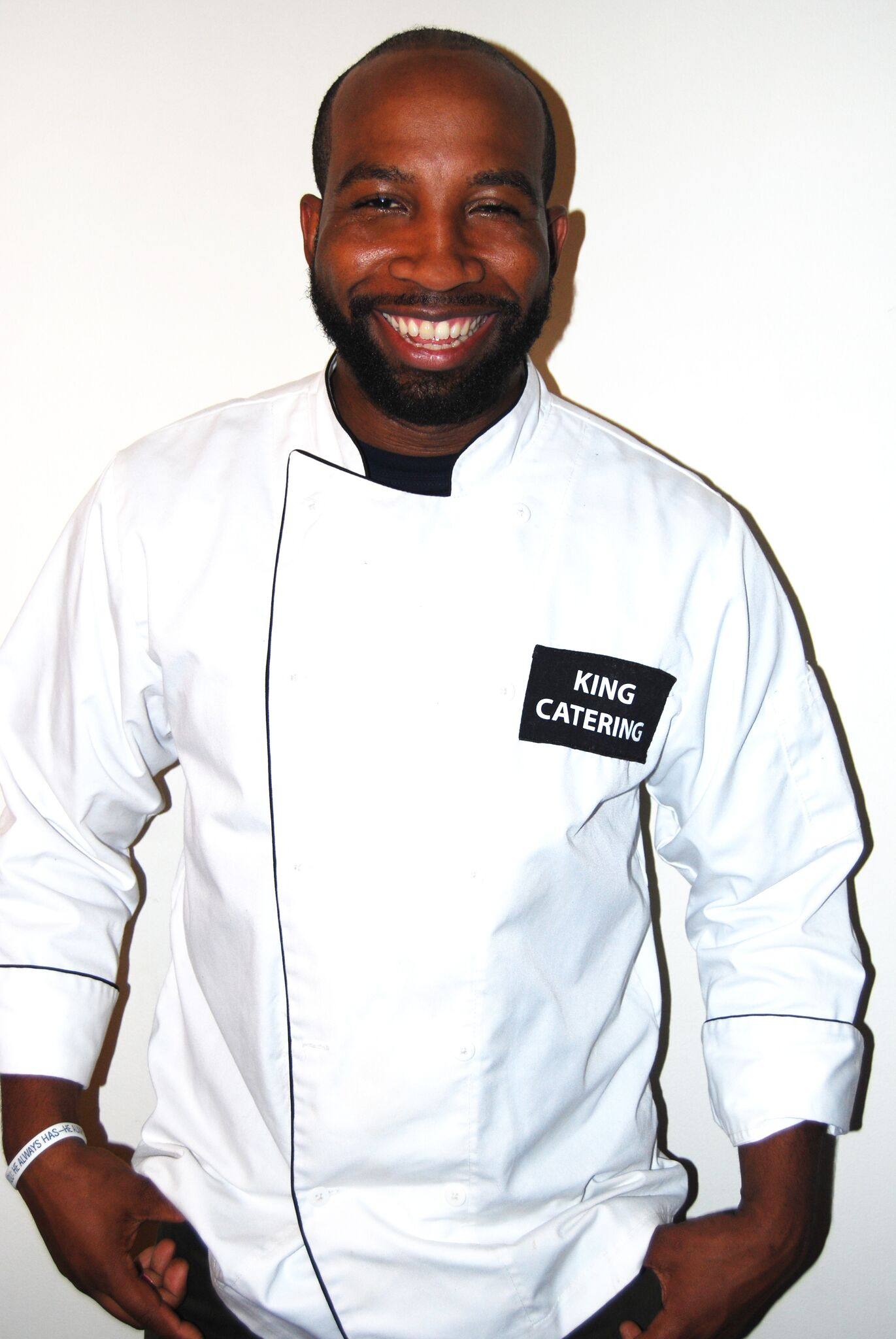 Meet the Chef - Deon King, founder and CEO of King Catering,