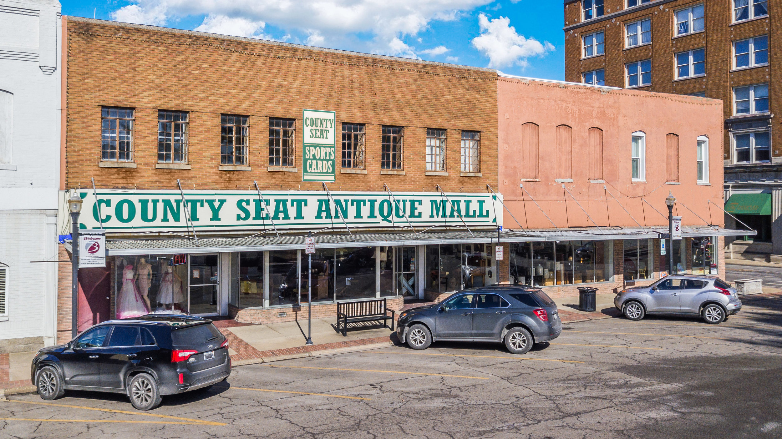 county seat antique mall benton, illinois - southern illinois antiques