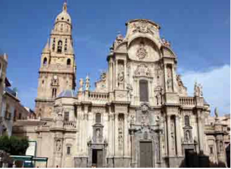 Murcia - Murcia was founded by the emir of Cordoba Abd ar-Rahman II in 825 AD with the name Mursiyah مرسية and nowadays is mainly a services city and an university town.