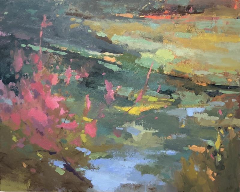 Pink Tree Wetland