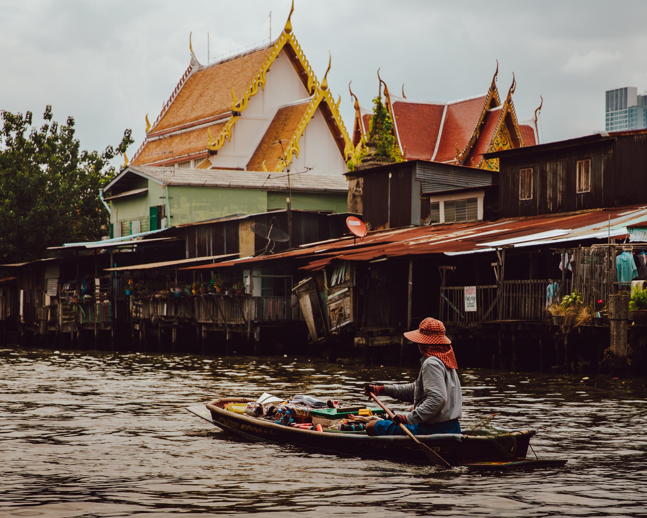 Come meet the incredible people of Thailand. - starting from $4,500 for 12 days