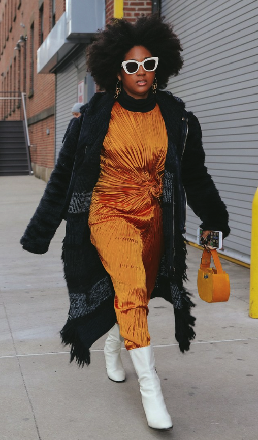 NYFW FALL 2019 STREET STYLE - Here are our top picks from our favorite street style icons who did not come to play at New York Fashion Week.