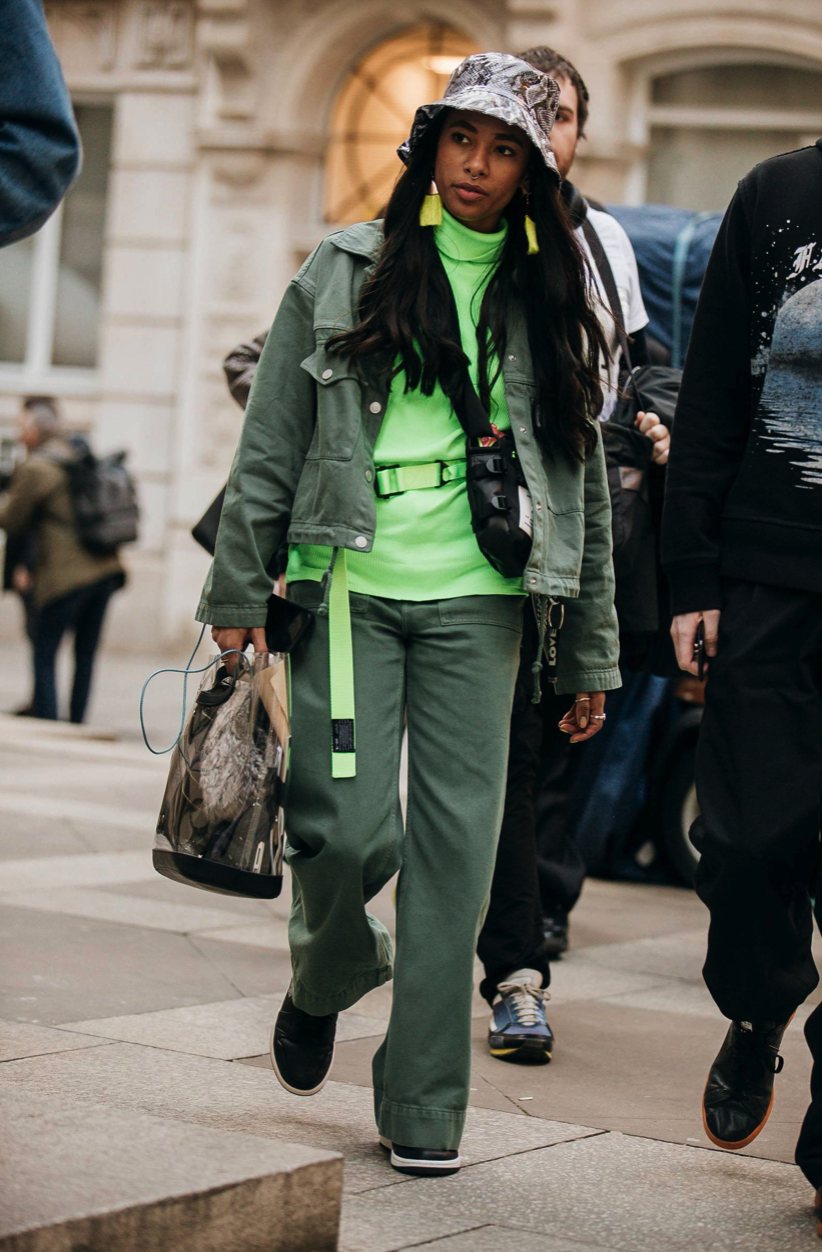 LFW FALL 2019 STREET STYLE - Check out some of our favorite street style looks from London Fashion Week below.